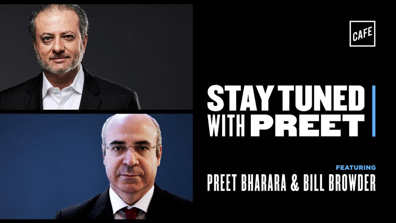 Stay Tuned Live! (with Bill Browder)