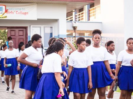Meet St.mary Girls Senior High School: one of the senior high school with beautiful girls.