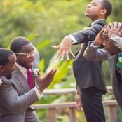 10 Funny Wedding Photos Ever