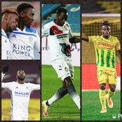 Four Super Eagles Stars Dazzled Across Europe On Wednesday Night