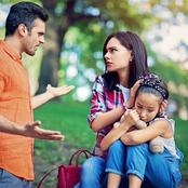 Here are some important notes to follow in raising children as a divorced parent