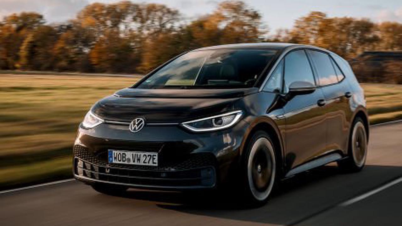 Leasing-Angebot: VW ID.3 für 99 Euro netto leasen