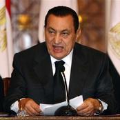 قصة السؤال الذي رفض مبارك الإجابة عنه