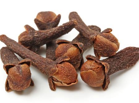 Cloves as antioxidant.