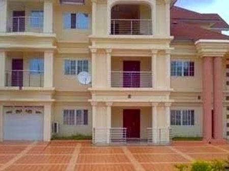 See Genevieve Nnaji's  mansion in Ghana.