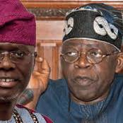 Tinubu Gives Reason As To Why Political Leaders Endorsed Sanwo-Olu For Governor Of Lagos State