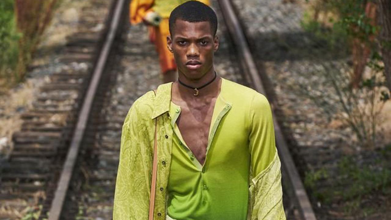 Fashion Week Homme Printemps-été 2022 : on a repéré les plus beaux looks