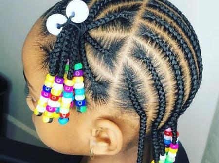 Gorgeous Hairstyles To Adorn Your Baby Girl With This Month