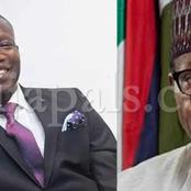Pre. Buhari Reacts Over The Emergence Of Bishop Wale Oke As New President Of PFN