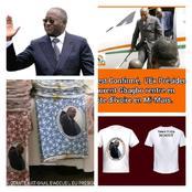 FPI: retour de Gbagbo du 15 mars, déjà des pagnes et des t-shirts  disponibles pour son accueil