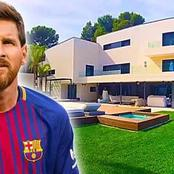 Do You Know That Airplanes Are Not Allowed To Pass Over Lionel Messi's House? See Why