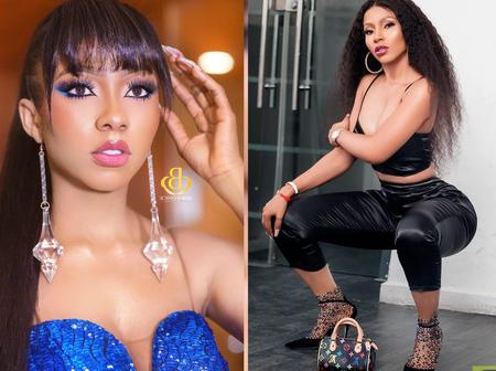 Checkout What BBN's Mercy Eke Brags She Will Do As She Says