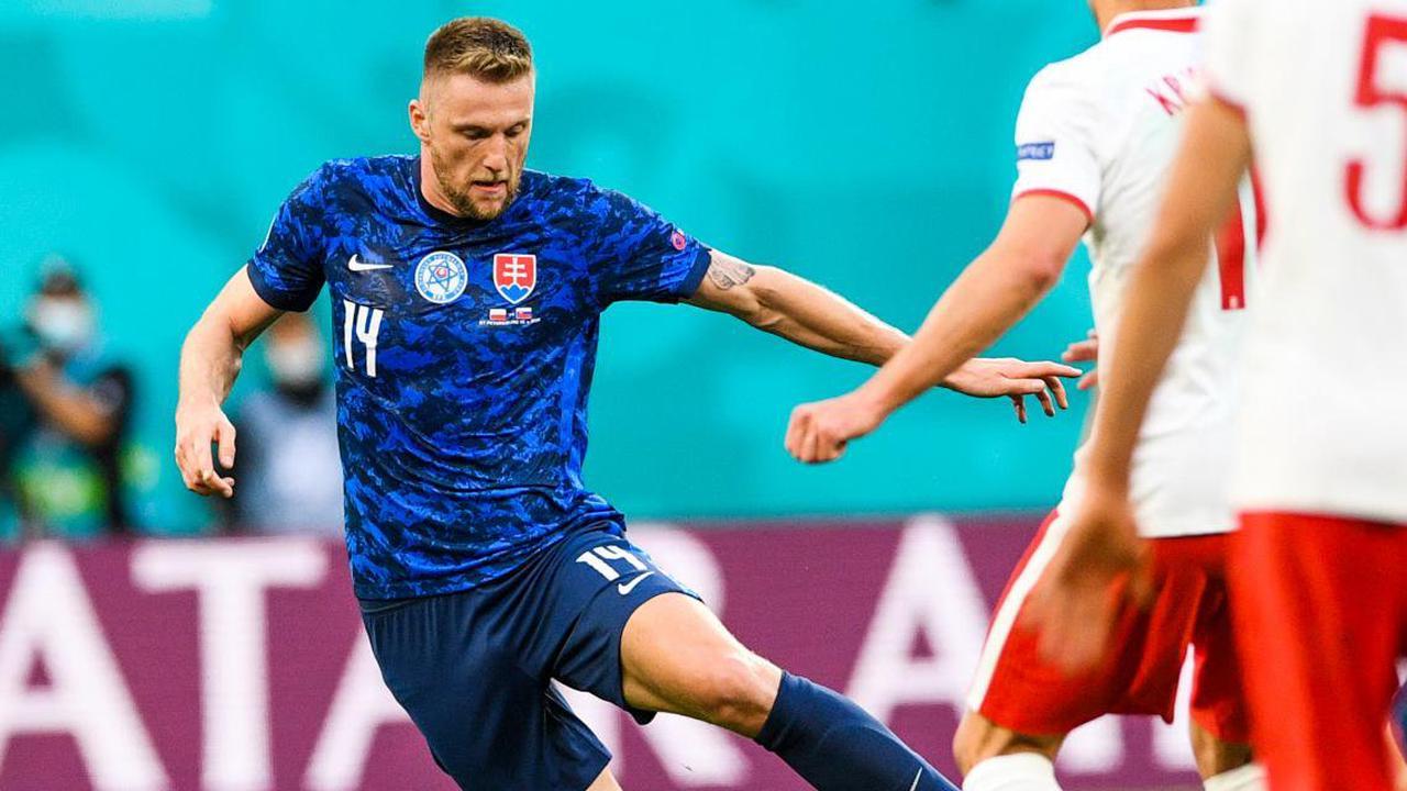 Euro 2020 : la Slovaquie bat la Pologne (2-1)
