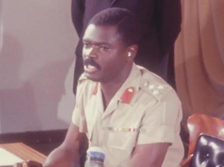 See The Ghanaian President Who Had 9 Children With One Woman