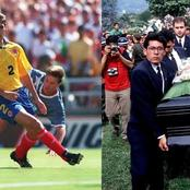 How A Single Own Goal Led To The Death Of Andreas Escobar, The Columbian Footballer.