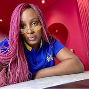 Man City Vs Man Utd: DJ Cuppy Tries To Figure Out How To Win Big Bet