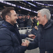 See what Former Chelsea coach, Mourinho said after Lampard was sacked
