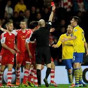 Former Arsenal midfielder Flamini Turns 37 Today, Here Is His Famous Red Card Against Southampton