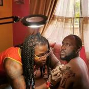 Kenyan Popular Comedian Tattoos Himself Causing mixed Reactions Among the Netizens