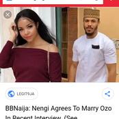 'I'm suspecting Ozo and Nengi' -Fan says