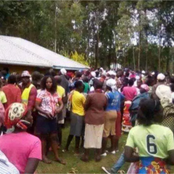 Tears In Kiambu After A Widow Poisons Her two Daughters Before Killing Herself