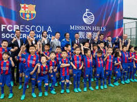 Best Football Academies In The World, Checkout The Top 10.