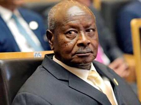 """Ugandans Voted At Gun Point,"" New Details Emerge About President Museveni`s Win"