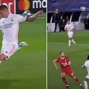 Checkout Reactions As Fans Compare Kroos' Assist In UCL And Lindelof's Assist In Europa