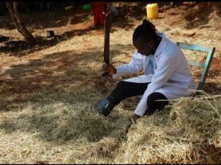 Kwani Umeacha Mziki? Guardian Angel Questioned After He Was Spotted Doing This On His Latest Photo