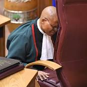 BREAKING: Chief Justice Mogoeng Mogoeng defiant over Israel remarks. Do you think he MUST retract?