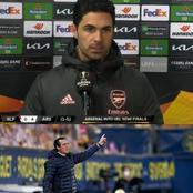 Villarreal vs Arsenal: What Arteta Said Ahead Of Their Semi-final Match