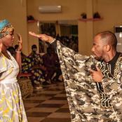 Voici les photos d'une séance de délivrance du Révérend Makosso qui font parler de lui