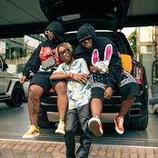 CheckOut Major League DJZ Rolls Royce Collection Worth Over R20 Million