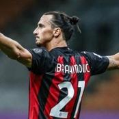 The player who is likely to play Many years more years that Ibrahimovic