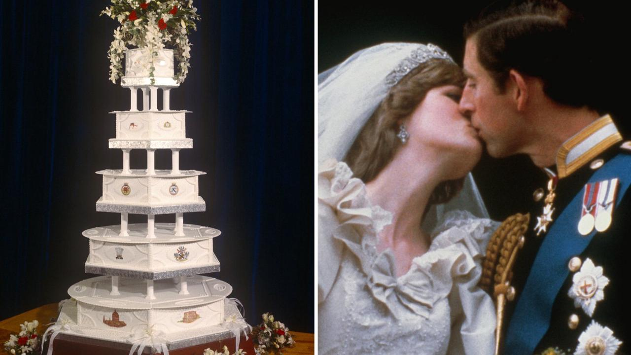 Slice of Diana and Charles' wedding cake expected to fetch £500 at auction  - Opera News