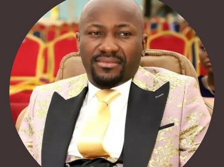 This week you will not see sorrow - Apst Johnson Suleman