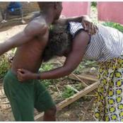 Ghana : Un homme bastonne sa femme pour avoir nuitamment reçu des appels téléphoniques