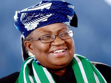 Brief run through of the career of Dr Mrs Ngozi Okonjo-Iweala