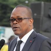 Depuis la prison, le candidat Alain Lobognon fait des promesses