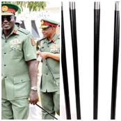 Many People Don't Know Why Military Officers Always Carry This Small Stick. This Is The Reason