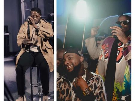 After Perruzi Lost 400K Sent To Him By Davido, Checkout What he Said Davido Did Next