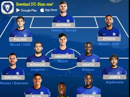 Sevilla will find it difficult to withstand Chelsea's attacking pressure if Lampard uses this lineup