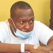 Blow To Former Nairobi Governor Mike Sonko After A Magistrate Declines To Withdraw From Graft Case