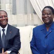 En pleine campagne législative, Henri Konan Bédié interpelle Ouattara