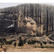 See The 10 Largest Rocks In The World, Zuma Rock In Nigeria Came 4th On The List