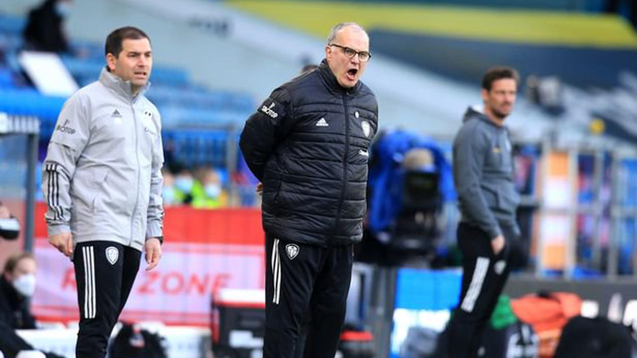 Marcelo Bielsa delivers Leeds United team news update ahead of Man City trip