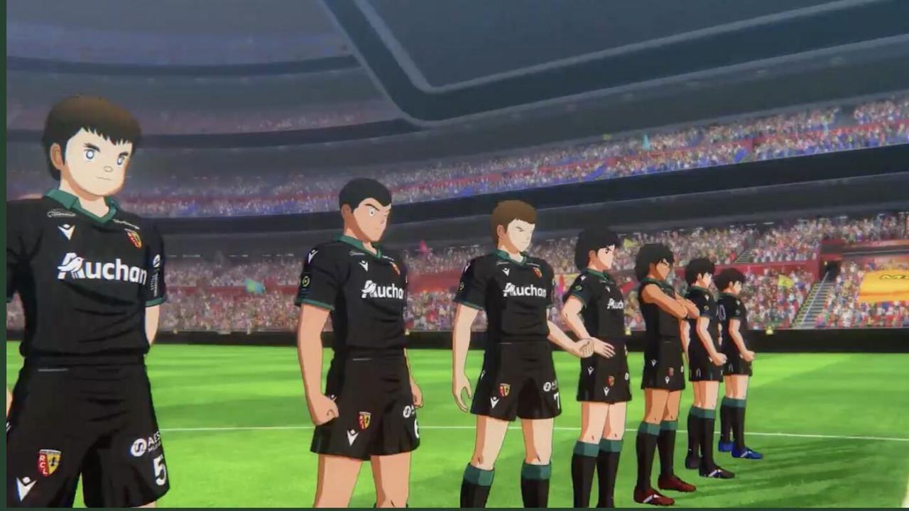 Captain Tsubasa : Rise of New Champions date sa mise à jour