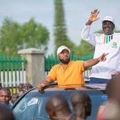 Raila Breaks Silent Over Joho's Presidency And Says The Following Over ODM Party