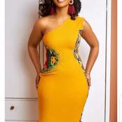 Checkout These Splendid Ankara Styles For Gorgeous African Women