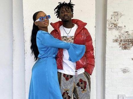 """Where Is My Own""- Temi Otedola Reacts After Her Boyfriend, Mr Eazi Gifted His Best friend PS5"